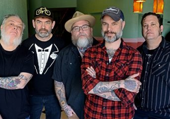 ALBUM REVIEW: Lucero fuses past with present on <em>Among the Ghosts</em>