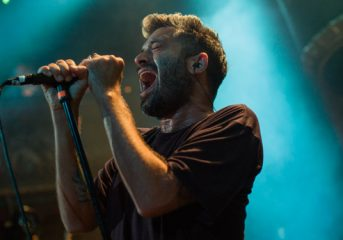 Daryl Palumbo of Glassjaw reconciles the band's past
