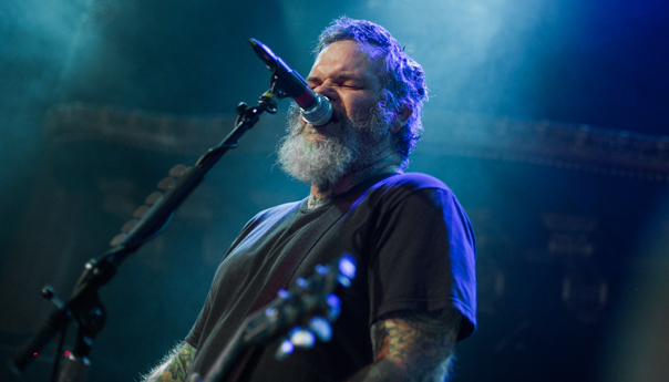 PHOTOS: Neurosis establishes post-metal roots and the art of stealth at GAMH