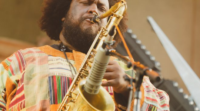 REVIEW: Kamasi Washington gets the rock and roll treatment at the Warfield