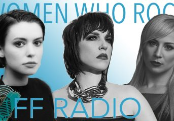 RIFF RADIO: Women who rock, with Lzzy Hale, Meg Myers and Jen Ledger