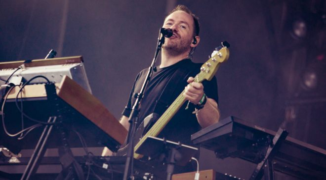 Outside Lands: Does Chvrches' Iain Cook want to remake the soundtrack to 'Star Wars?'