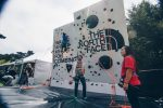 North Face Climbing Wall