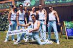 Freddie Mercury gang