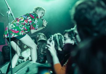REVIEW: The Regrettes rage against the machine at the Chapel