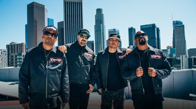 ALBUM REVIEW: Cypress Hill visits the zoo on 'Elephants on Acid'
