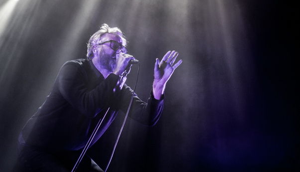 REVIEW: The National endorses Madison for President at Greek Theatre