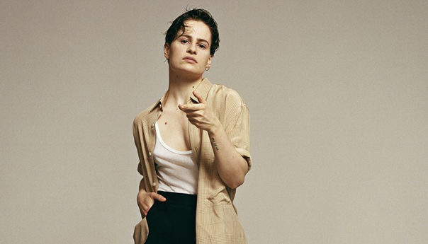 QUICK TAKES: Christine and the Queens reinvent Héloïse Letissier as 'Chris'