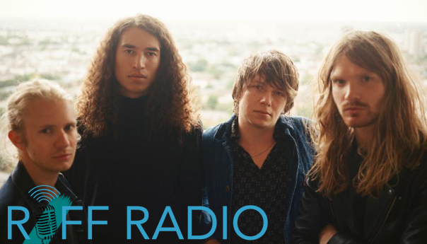 RIFF RADIO: ISLAND crosses an ocean ahead of first North American tour