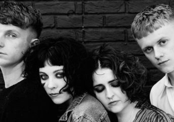 ALBUM REVIEW: Pale Waves combine swagger and melancholy on 'My Mind Makes Noises'