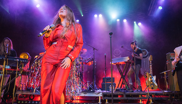 Maggie Rogers is a dancing queen at the Observatory in Orange County