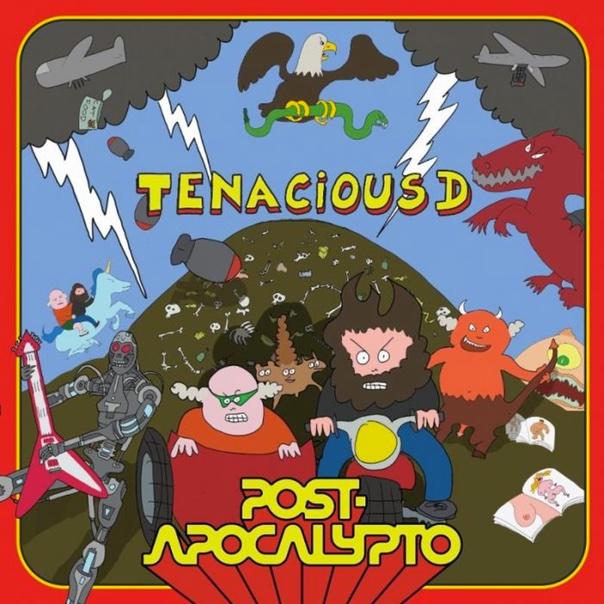 Tenacious D, Post-Apocalypto