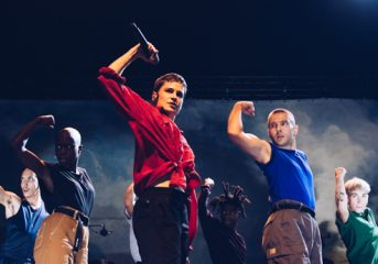 REVIEW: Christine and the Queens stage a production at Oakland show