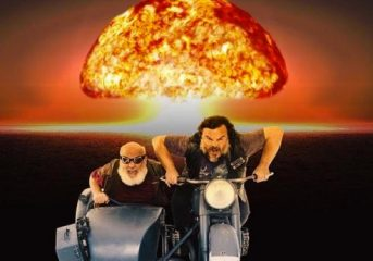ALBUM REVIEW: Tenacious D laughs through the fallout on 'Post-Apocalypto'