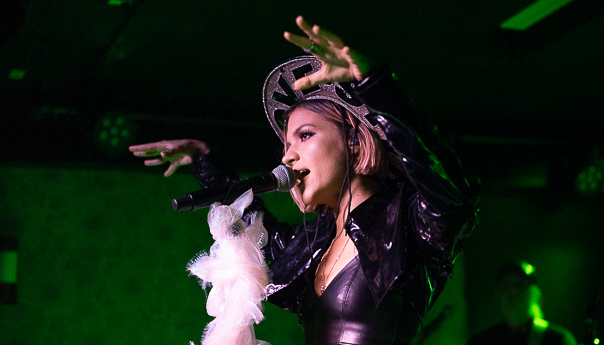 REVIEW: Tove Styrke slays with 'Sway' at Cafe Du Nord