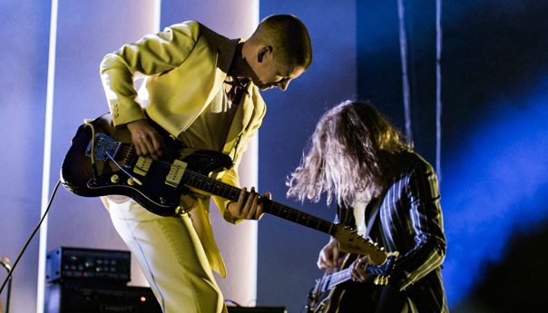 PHOTOS: Arctic Monkeys add nuance to blues rock at Bill Graham Civic