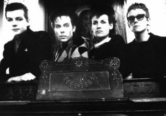 ALBUM REVIEW: Bauhaus returns to the crypt on 'The Bela Session'