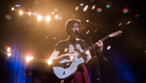 Frankie Cosmos and Kero Kero Bonito thrive in modern pop at The Fillmore
