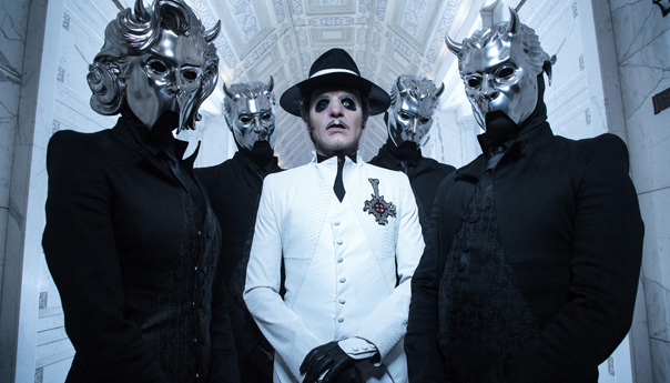 REVIEW: Ghost mixes metal and theatrics at City National Civic in San Jose