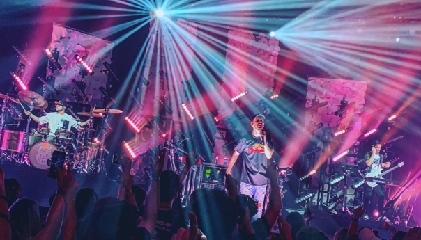 REVIEW: Mike Shinoda fuses past and present at Palladium homecoming