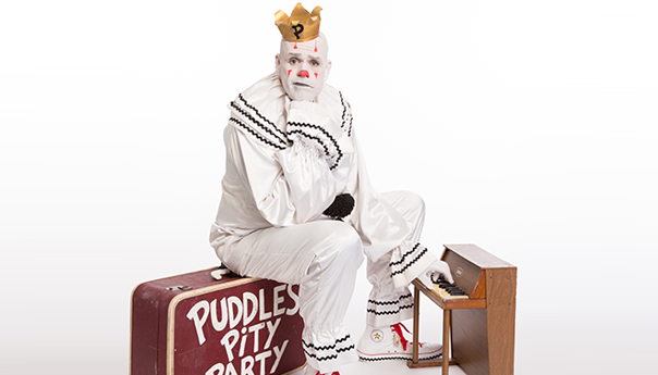 REVIEW: Puddles Pity Party mixes laughs with a golden voice
