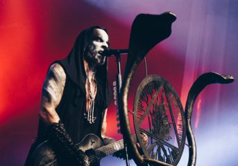 PHOTOS: Behemoth gets apocalyptic at the Regency Ballroom