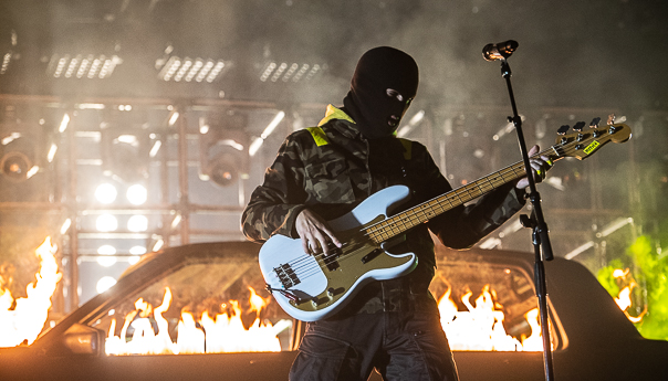 REVIEW: Twenty One Pilots light up the sky at Oracle