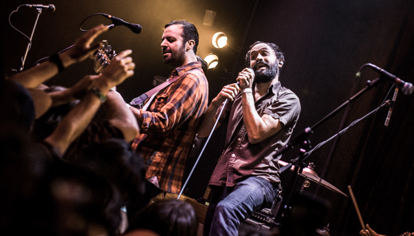 PHOTOS: MewithoutYou brings '[UNTITLED]' to the Rickshaw Stop