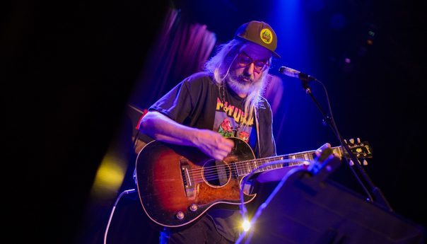 REVIEW: J Mascis turns in a loud, intimate set at Slim's