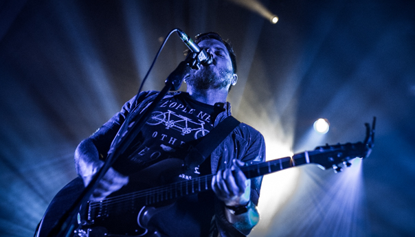 PHOTOS: Thrice digs its post-hardcore roots at The Regency Ballroom