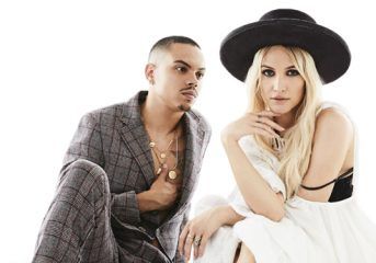 INTERVIEW: Ashlee Simpson & Evan Ross are the low-key power couple you need