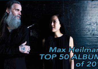 Max Heilman's top 50 albums of 2018: 50-41