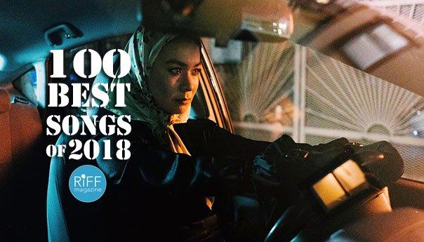 Kyle Kohner's top 100 Songs of 2018 (25-1)
