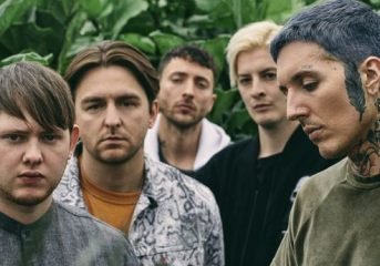ALBUM REVIEW: Bring Me the Horizon defies convention on 'amo'