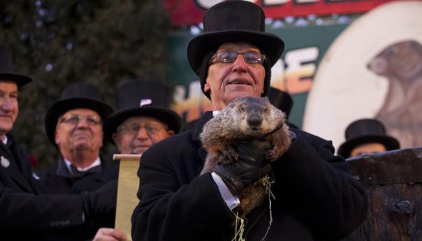 Groundhog Day, Punxsutawney Phil, Joan Jett