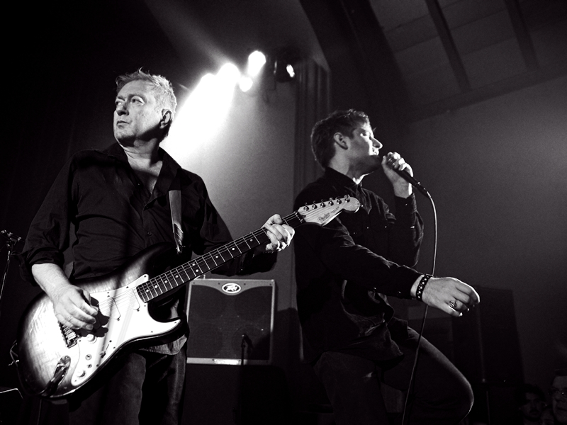 Gang of Four, Andy Gill