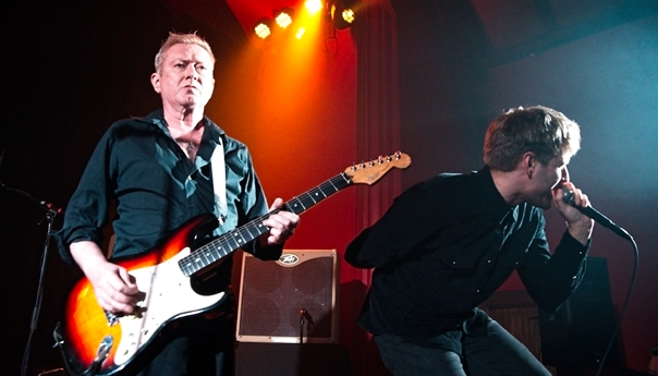 REVIEW: Gang of Four funnels rage at guitar, microwave, the establishment at the Chapel