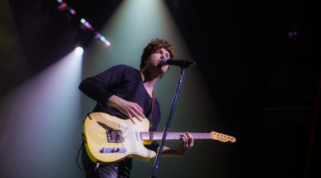 PHOTOS: The Kooks kick off their U.S. tour at the Fox
