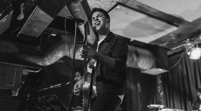 NOISE POP REVIEW: SF rocker Travis Hayes debuts his new album at Bottom of the Hill