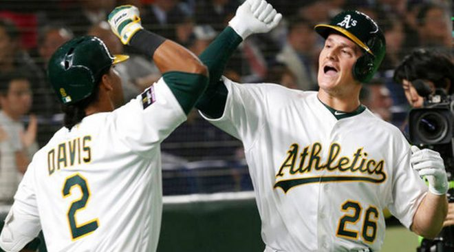 REWIND: The starting nine songs to get you ready for Oakland Athletics baseball