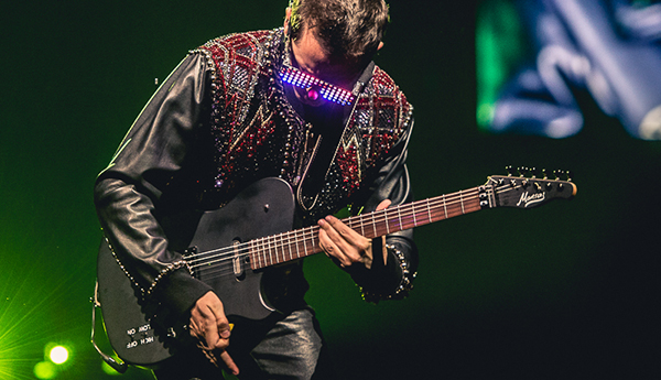 REVIEW: Muse delivers sensory exhilaration at Oracle spectacle
