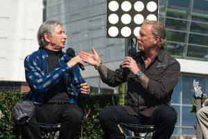 James Hetfield, Metallica, San Francisco Symphony, Michael Tilson Thomas, Chase Center