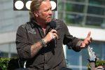 James Hetfield, Metallica, Chase Center