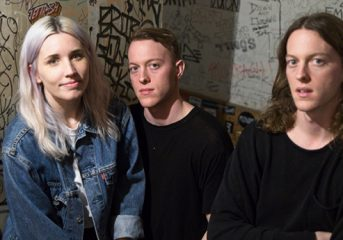 """INTERVIEW: D.C. trio finds a different SHAED of success with """"Trampoline"""""""