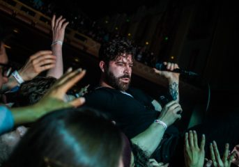 PHOTOS: Foals party with intensity and euphoria at the Fox Theater