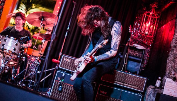 PHOTOS: Laura Jane Grace opens up at intimate Bottom of the Hill show
