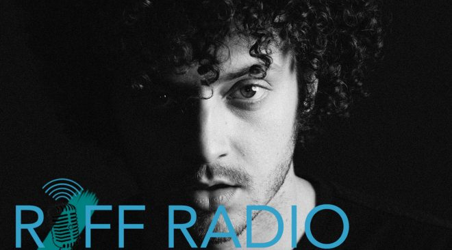 RIFF RADIO: Grandson stokes the fire of revolution for positive change
