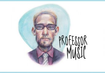 Professor Music: This column is getting nostalgic