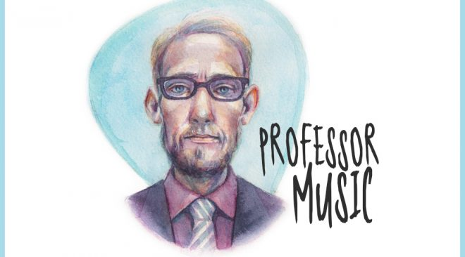Professor Music: This column is Devolving