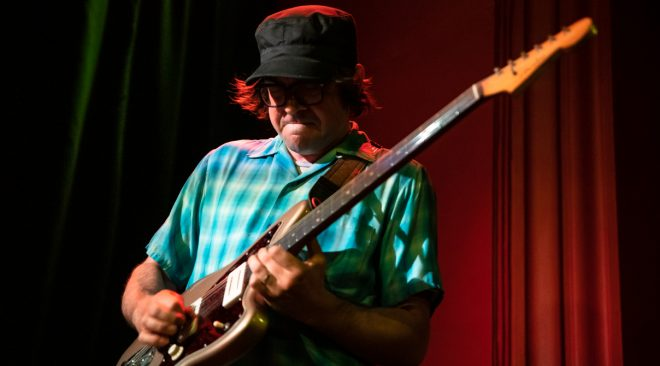 REVIEW: The Messthetics bring chaos to The Chapel